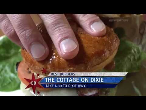Chicago S Best Burgers 4 The Cottage On Dixie Wgn Tv