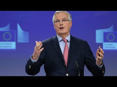 Michel Barnier: Irish border checks 'unavoidable' under Brexit