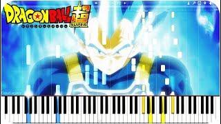 Dragon Ball Super OST - Genki Dama (Vegeta