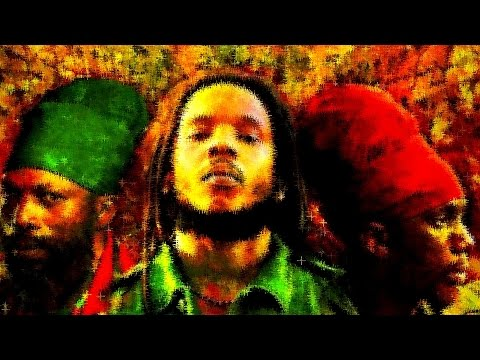 Stephen-Marley-Rock Stone ft. Capleton-Sizzla & Lyrics-HD