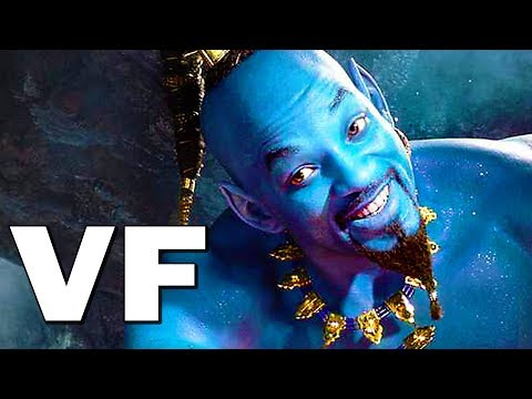 ALADDIN Bande Annonce VF # 2 (Will Smith, 2019) NOUVELLE