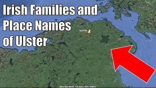 Irish Place Names and Families
