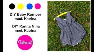 DIY Ranita Para Niña Mod. Katrina