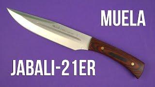 Muela JABALI-21E - відео 1