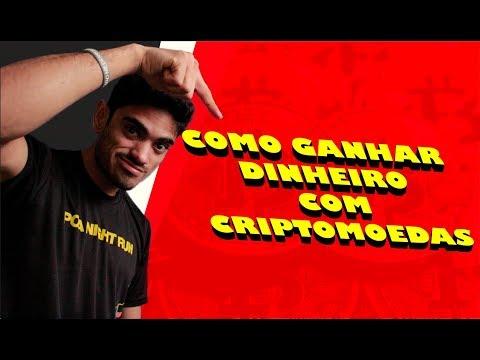 COMO GANHAR DINHEIRO COM CRIPTOMOEDAS #CRIPTOMOEDA