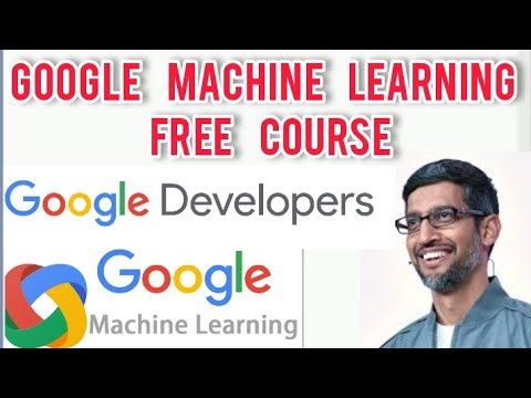 Google Free Certification Courses 2021 | Machine Learning Free ...