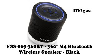 Veho - VSS-009-360BT - 360° - Bluetooth Wireless Speaker
