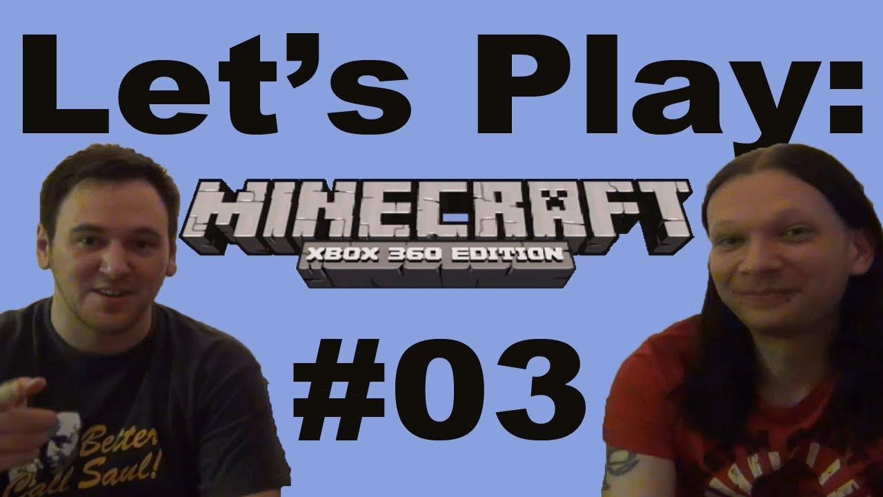 Spiele-Ma-Mo: Minecraft (Xbox 360 Edition – Part 3)