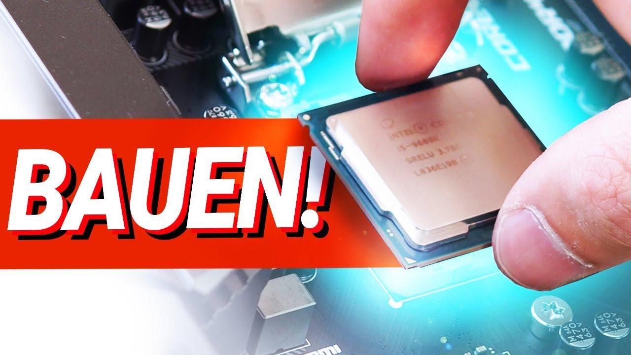 PC Zusammenbauen 2020!! - ANLEITUNG für Intel & AMD (Deutsch)