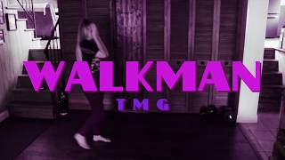 Dance Freestyle To TMG   'WALKMAN' | @codyko @thenoelmiller @tinymeatgang
