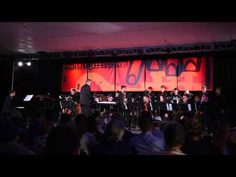"""Bebop Treasure Chest"" - SF Jazz High School All-Stars at the Monterey Jazz Festival"