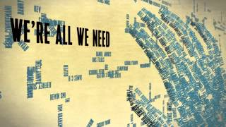 "Above & Beyond feat. Zoë Johnston ""We're All We Need"" (Official Lyric Video)"