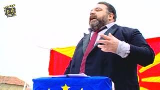 K-15 - Cacko drzi govor za EU