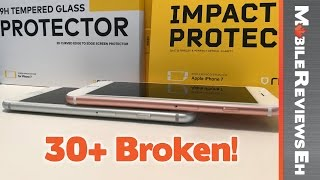 Plastic vs. Glass Screen Protectors - Which one should you get for the iPhone 8 and iPhone X/Xs