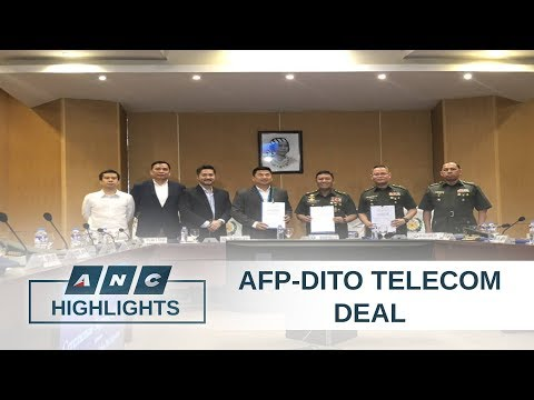 AFP allays espionage fears over deal with Chinese-backed telco firm | Top Story