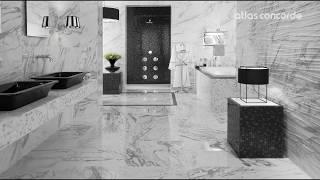 Marble Look Bathroom | Statuario Select | Marvel