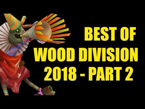 Best of Wood Division 2018 - Part 2/2