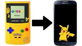 Jouer à Pokemon sur Android ?