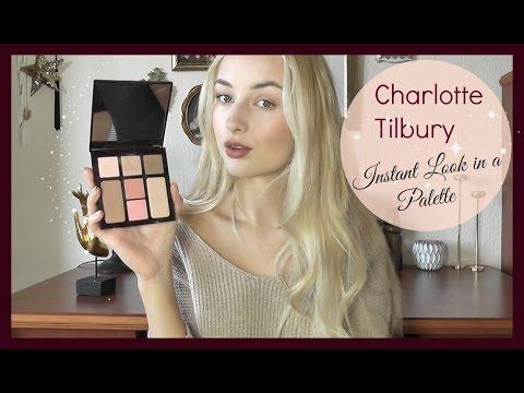 Instant Look In a Palette - Smokey Eye Beauty by Charlotte Tilbury #9