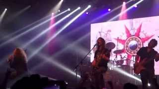 Angra - Make Believe - Rafael Bittencourt e Lione - 16.11.14