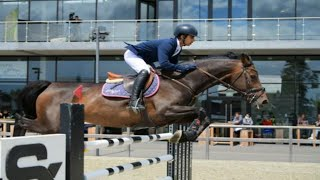 Exclusive interview with Abbas (Equestrian) in Star 2 Meet from Belgium.