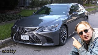 Thank You, You Guys Made This Possible (New Lexus LS500 $100,000)