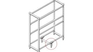 Camshelving Elements Series: Installing Dunnage Stand