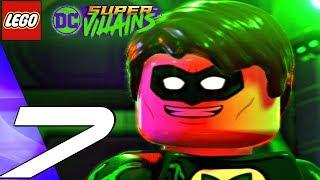 LEGO DC Super Villains - Gameplay Walkthrough Part 7 - Green Lantern & Power Ring (Full Game)
