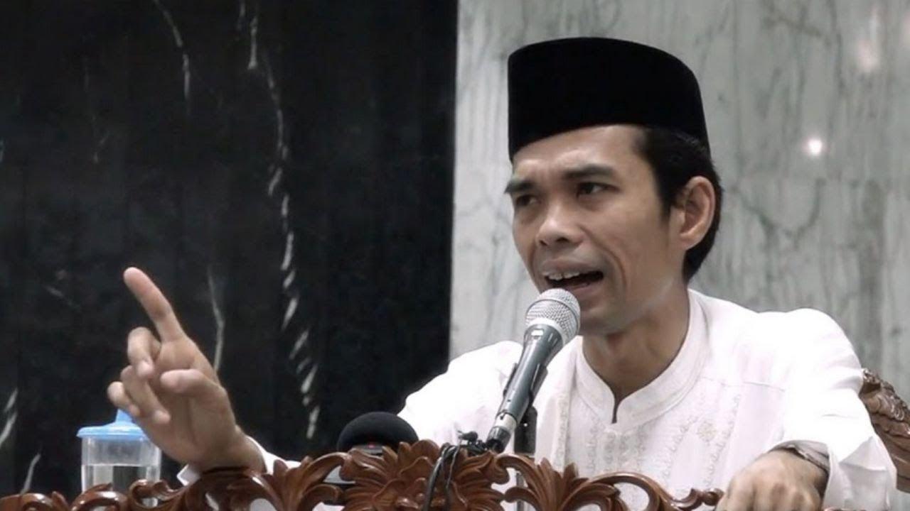 Disebut Dukung Jokowi 2 Periode, Ustaz Abdul Somad Bantah dan Tantang Penyebar Hoax Tunjukkan Bukti