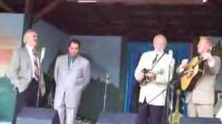 Doyle Lawson & Quicksilver-Darrin singing it great!