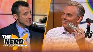 Zion is as good as advertised, advises Joe Burrow to play for the Bengals — Doug Gottlieb | THE HERD