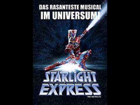 Starlight Express Liebesexpress