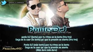 Ponle Dj (letra) - Farruko (Video)
