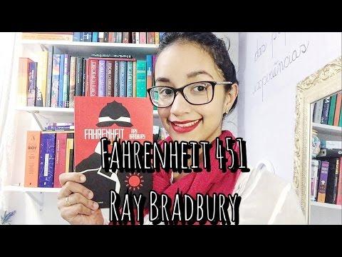 Fahrenheit 451, de Ray Bradbury (livro + filme)
