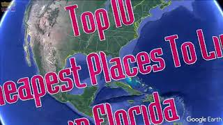 Ten cheapest places to live in Florida
