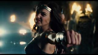 Justice League - Ekip Toplanıyor -Wonder Woman