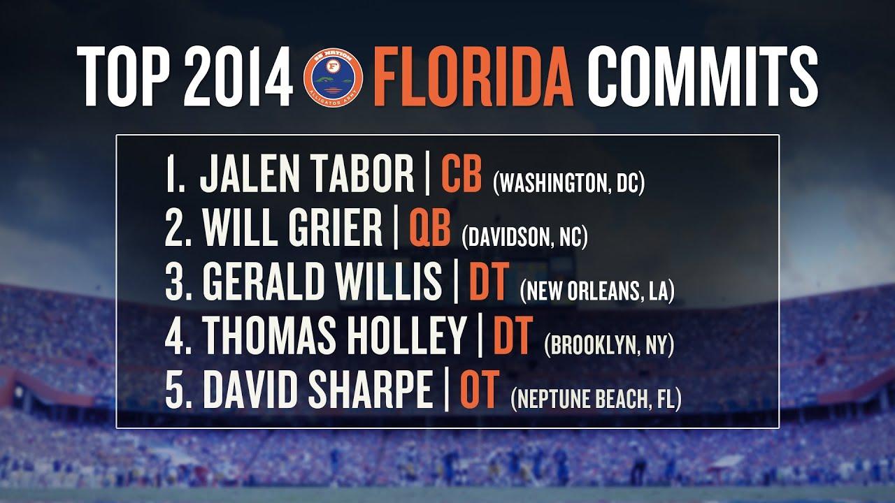 Florida football recruiting 2014: early impact freshmen, recruiting class breakdown thumbnail