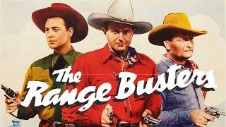 Texas to Bataan (1942) THE RANGE BUSTERS
