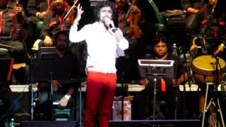 Sonu Nigam Kal Ho Naa Ho Live (NJ 2012)