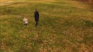 preview picture of video 'Sortie en famille dans la forêt de Compiègne DJI Phantom Gopro Hero3'
