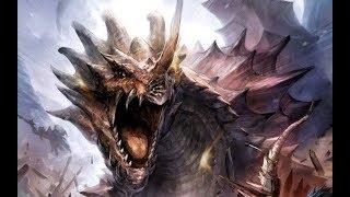 老山龍是黑龍的食物?老山龍生態揭秘【魔物獵人生態怪物獵人】
