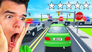 Playing ROBLOX Without BREAKING LAWS!