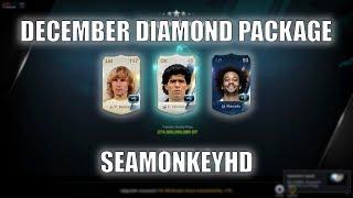 OMG!!! MARADONAAA UL +5!!! DECEMBER DIAMOND PACKAGE - FIFA ONLINE 3 강화성공! เปิดแพค!