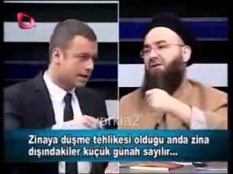 Cübbeli Ahmet Hoca Komik