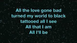 Pearl Jam - Black (w/ lyrics)