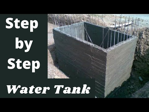 Eng/Hindi] RCC DESIGN OF RECTANGULAR WATER TANK | WSM
