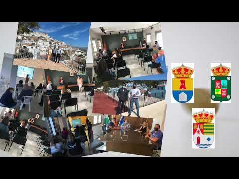 TIC contra Exclusión financiera y Despoblamiento   Vídeo Presentación