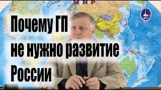 Валерий Пякин. Почему ГП не нужно развитие России.(Россия онлайн)