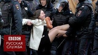 История фотографии, ставшей символом московских протестов