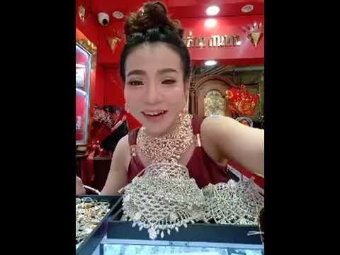 តោះមករើសខ្សែកពេជ្រជាមួយបងទ្រីដាណាម្នាក់១ | ដាណាទ្រី ហាងមាសពេជ្រ - DanaTry Jewelry Store